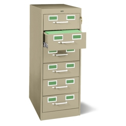 Card Cabinet 6 Drawer, 31993
