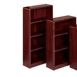 """Radius Edge Bookcase - 60""""H, 32276"""
