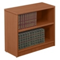 "Contemporary Two Shelf Bookcase - 30""H, 32781"