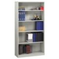 Five Shelf Steel Bookcase, 32784