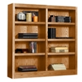 "48"" H Double Bookcase, 32818"