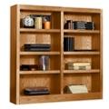 "48"" H Double Bookcase, 32818"