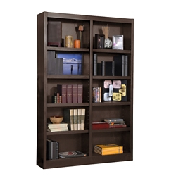 "72"" H Double Bookcase, 32819"