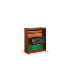 "48""H Three Shelf Bookcase, 32868"