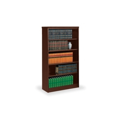 "67""H Five Shelf Bookcase, 32869"