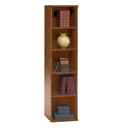 "Five Shelf Bookcase - 72""H, 32875"