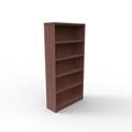 """72""""H 5 Shelf Bookcase, 32966"""