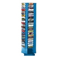 Literature Carousel with 92 Magazine Pockets, 33318