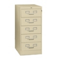 Five Drawer Card File, 34078