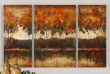 Autumn Wall Art, 83156
