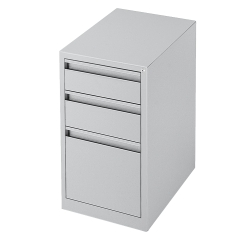 Three Drawer Pedestal, 34390