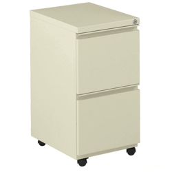 "23"" Deep Two Drawer Mobile Pedestal, 34411"