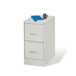 Two Drawer Legal Size Vertical File, 34429