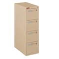 Four Drawer Letter Size Vertical File, 34915