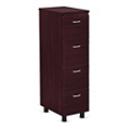 "Ascend Four Drawer Vertical File - 16""W, 34944"