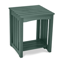 """Maintenance-Free Outdoor End Table - 20""""W, 83078"""