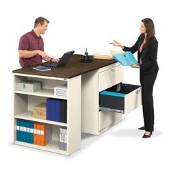 Office Storage Island Units | National Business Furniture