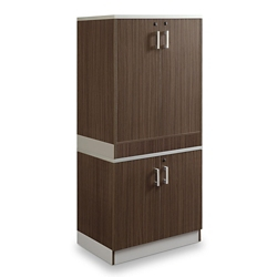 Esquire Wardrobe and Storage Cabinet Set, 36840
