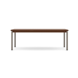 "Veneer Coffee Table - 48"" x 21"", 26335"