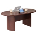 """Encompass Oval Conference Table 72""""W x 36""""D, 40041"""