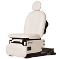 Mobile Adjustable Procedure Chair with Stirrups and Drain Pan, 26483