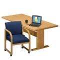 Contemporary Conference Table - 6' x 3', 40420
