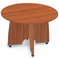 "Round Conference Table 43"", 40603"