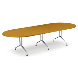 8' Racetrack Conference Table, 40802