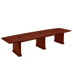 12' Conference Table with Grommets, 40812