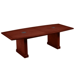 8' Conference Table with Dataports, 40822