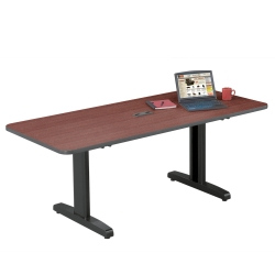 "Rectangular Conference Table - 84"" x 42"", 40578"