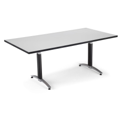 6' Mesh Base Conference Table, 40889
