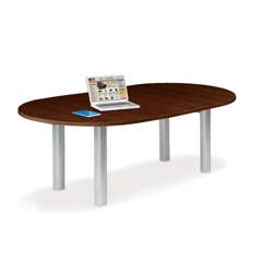 6' W Racetrack Conference Table, 40940