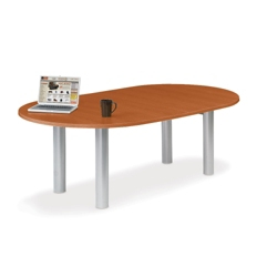8' W Racetrack Conference Table, 40941