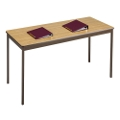 "Fixed Leg Utility Table - 18"" x 30"", 41073"