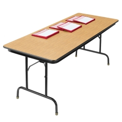 Folding Tables Versatile Portable Tables NBFcom - Fold away conference table