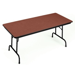 "Heavy-Duty 30"" x 72"" Folding Table, 41325"