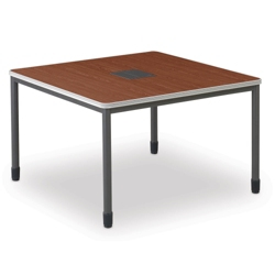 "48"" Square Table, 41338"