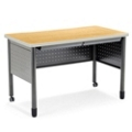 "59""W Table Desk with Drawers, 41397"
