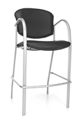 Cafe Height Vinyl Chair, 44426