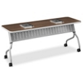 "FLEX  Rectangular Training Table - 72""x30"", 41859"