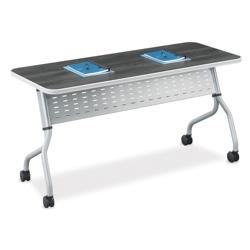 "FLEX Rectangular Training Table - 60""x18"", 41855"