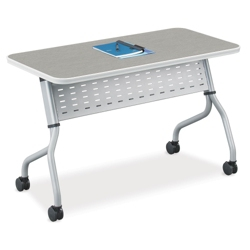 "FLEX Rectangular Training Table - 48""x30"", 41857"
