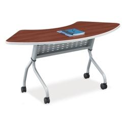 "FLEX Crescent Training Table - 67""x24"", 41516"