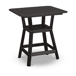 "Square Counter Height Table 36"" W, 41586"