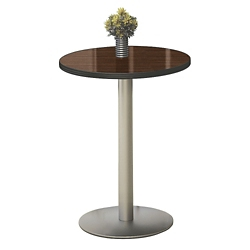 """30"""" Round Barista Cafe Height Table, 41805"""