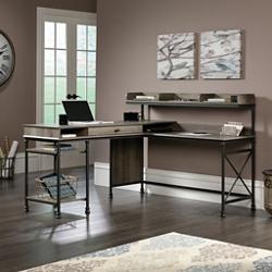"L-Desk with Right Return - 60.75""W, 15100"