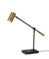 Multi-Use LED Desk Lamp with Wireless Charging Pad, 83311