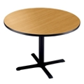 "36"" Round Table Standard Height, 44228"