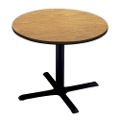 "Round Breakroom Table - 36"" Diameter, 44167"